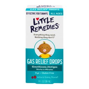 Little Remedies for Tummys Infants Gas Drops - 1oz : Target