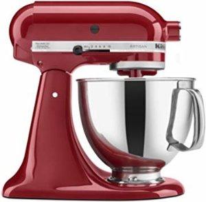 Amazon.com: KitchenAid Professional 6000 HD KSM6573CER Stand Mixer, 6 Quart, Empire Red: Kitchen & Dining
