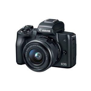 CanonRefurbished EOS M50 15-45mm f/3.5-6.3 Kit $359