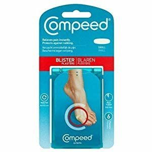 Amazon.com: Compeed Blister Cushions, Extreme, 1 package of 5 pc: Health & Personal Care