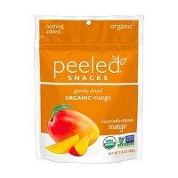 Peeled Snacks 有机芒果干 2.8盎司