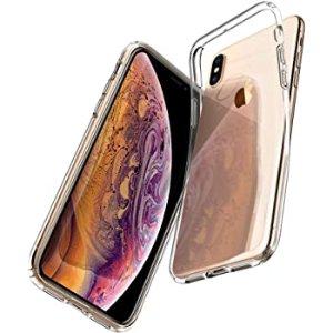 $4Spigen iPhone Xs & X 透明保护壳