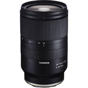 $791.10 副厂大三元Tamron 28-75mm f/2.8 Di III RXD A036 镜头 Sony E