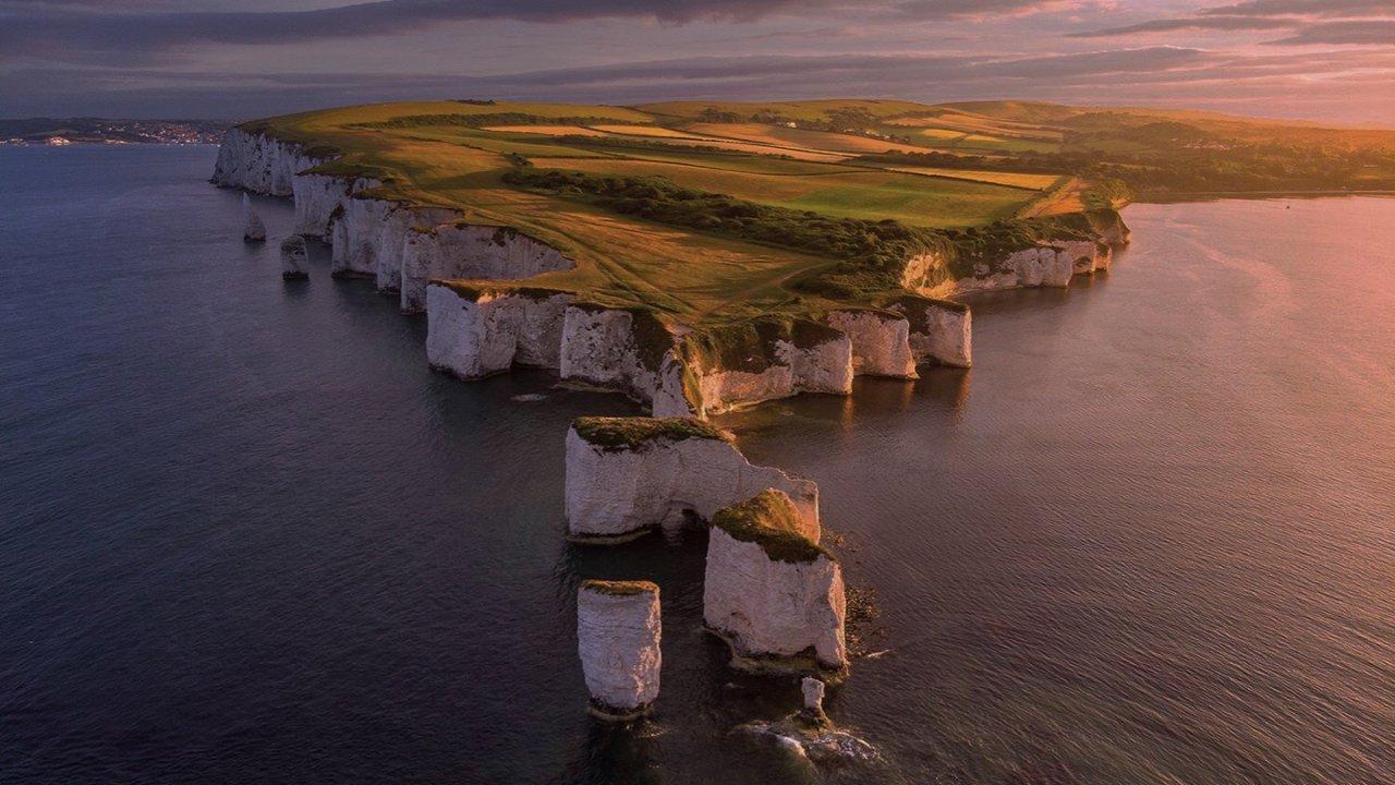 British & Old Harry Rocks