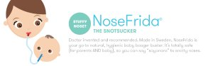 Amazon.com : Baby Nasal Aspirator NoseFrida the Snotsucker by Frida Baby : Baby Health And Personal Care Kits : Baby