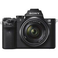 Sony a7 II 全幅微单 + 28-70mm f/3.5-5.6 镜头