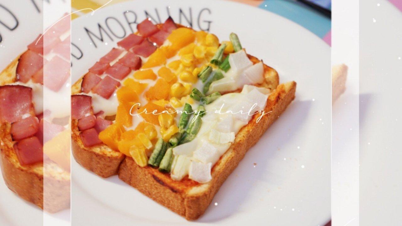 早餐吃什么|7+1种吃法教你不重样吃完一整条吐司🍞|附终极吐司消耗办法