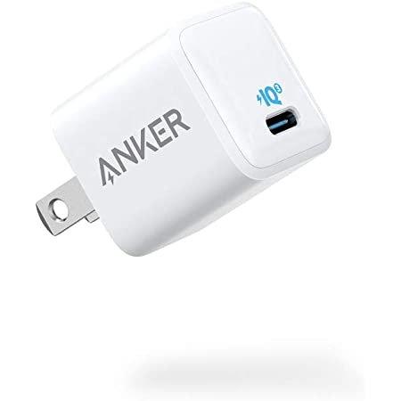 PowerPort III Nano USB-C 20W 快充充电头