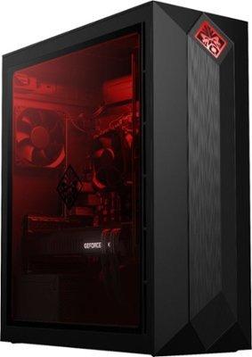 HP Omen Obelisk 台式机 (i7-8700, RTX2080, 16GB, 256GB,2TB)