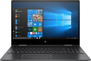 $649.99 (原价$899.99)HP ENVY x360 15.6寸 2合1 触屏笔记本