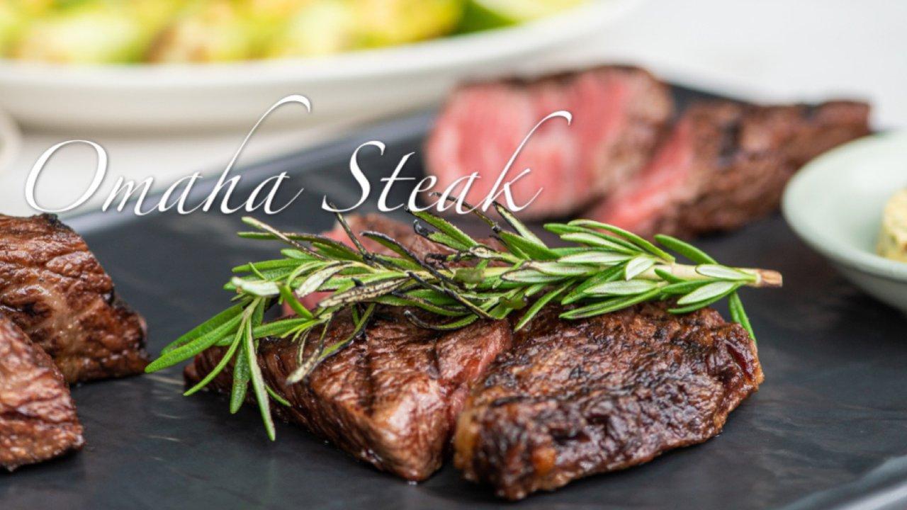 Omaha Steak顶级牛排 |足不出户,一键下单,在家也能享受顶级牛排❗️