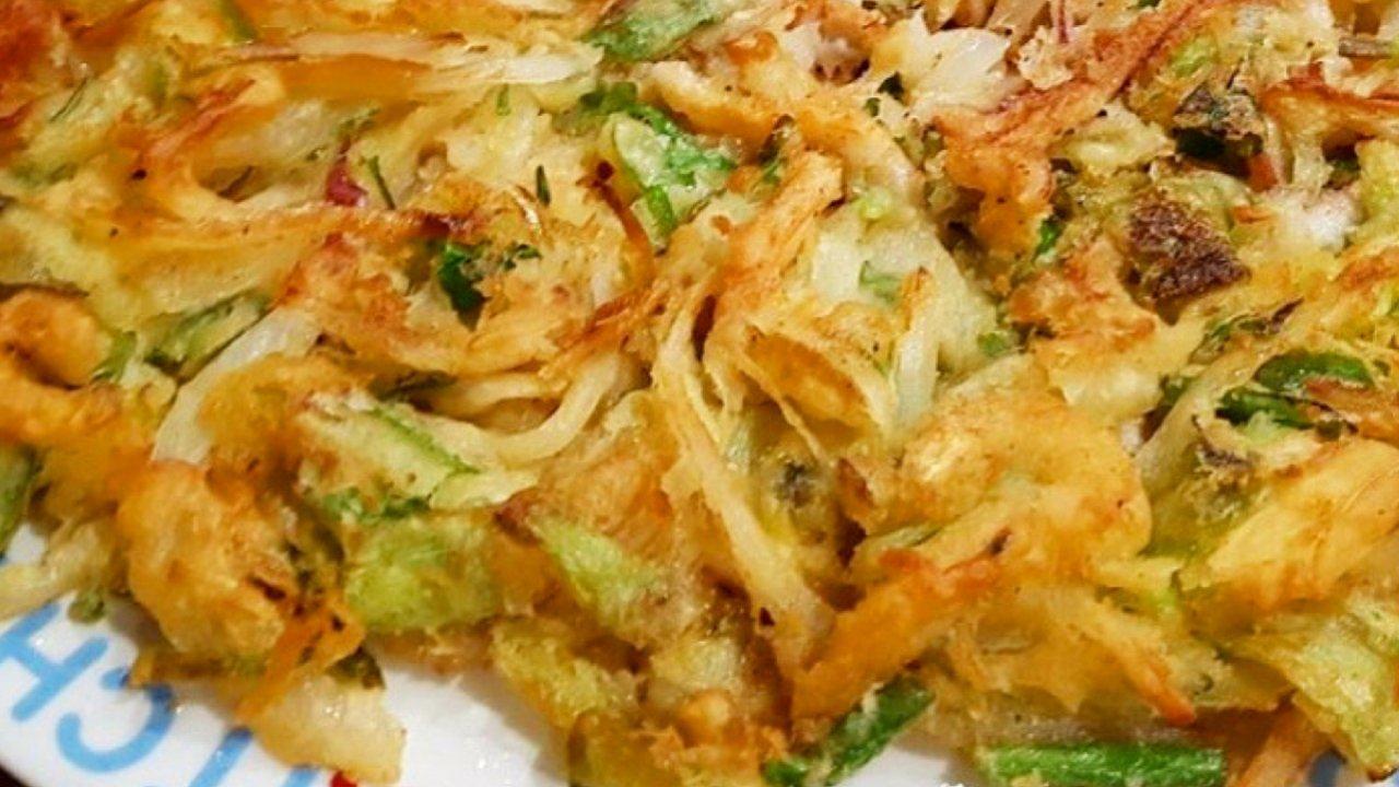 多伦多第二好吃的韩式Seafood pancake🦐