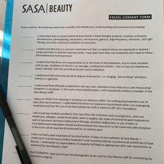 众测|Sasa Beauty(玫瑰🌹阿拉丁焕肤初体验)
