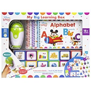 Disney Baby - My Big Learning Box Set