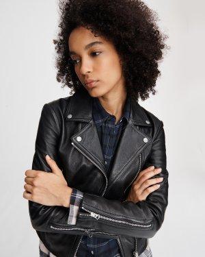 Mack Leather Jacket   Apparel Coats & Jackets   rag & bone