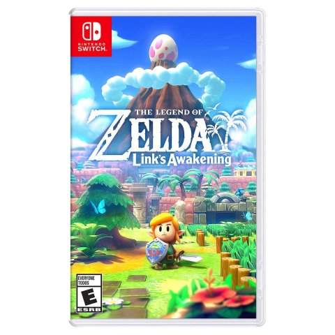 Legend Of Zelda: Link's Awakening - Nintendo Switch