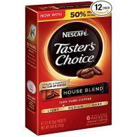 Taster's Choice 金牌原味速溶咖啡粉 共72条