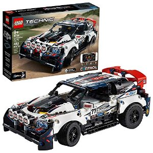 LEGO Technic Top Gear 拉力赛车42109,可手机操控