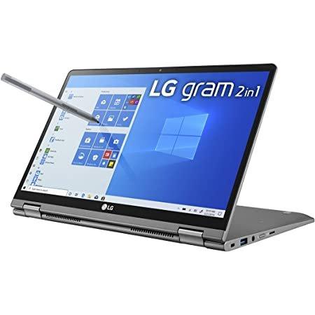 Gram 14 变形本 (i7-10510U, 16GB, 512GB x 2 M.2 SSD)