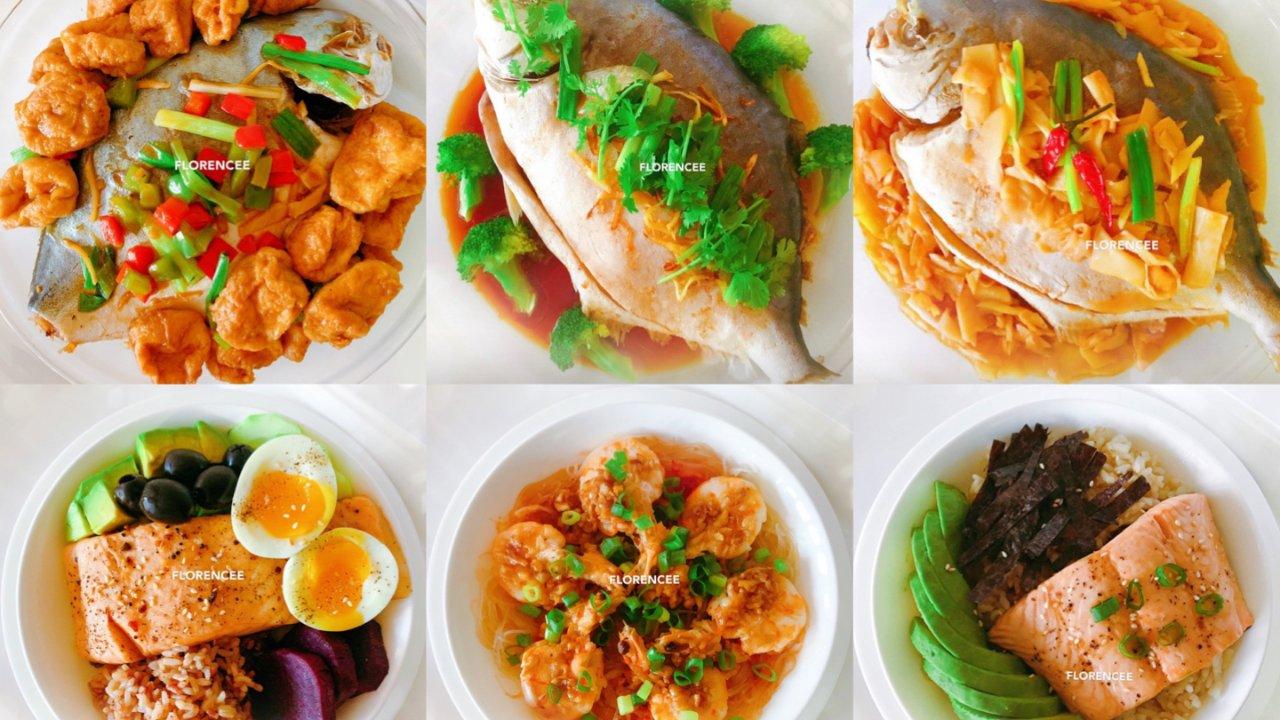 让美食慰籍您的胃,小伙伴们这里有份快手鱼虾的料理合集请查收🤗