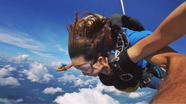 澳洲·解锁落地新玩法 — 高空跳伞