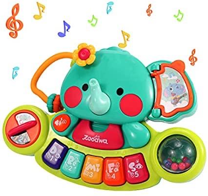 Amazon.com: Zooawa Multifunctional Musical 玩具