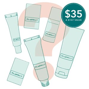 $25(Worth $107)Algenist Mystery Collection Sale