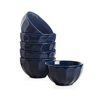 Selamica 4.5寸陶瓷小碗 10oz容量 6个