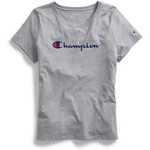 $13.71Champion Classic Jersey 女款休闲运动T恤