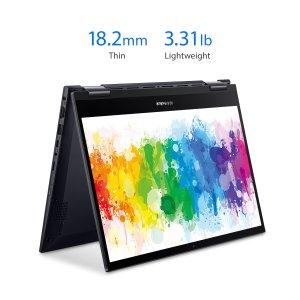 ASUS VivoBook Flip 14 变形本 (R5 5500U, 8GB, 256GB)