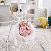 Fisher Price Fisher-Price 二合一豪华婴儿电动摇篮