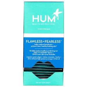 Flawless + Fearless Breakout Control Kit - HUM Nutrition   Sephora