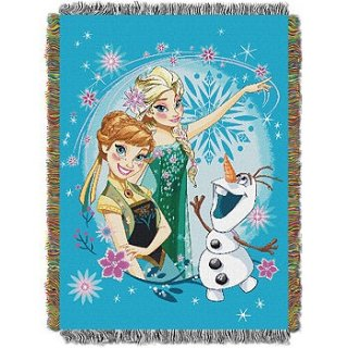 As low as $25.99, was $80JCPenney  Disney Tapestry Throw on Sale