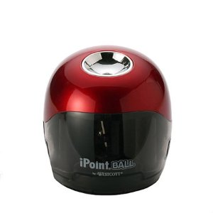 $5.88Westcott iPoint Ball Battery Sharpener, Red/Black, 1-Count