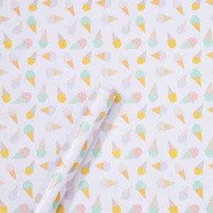 Ice Cream Gift Wrap - Spritz™ : Target
