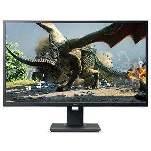 """Acer ET322QK wmiipx 31.5"""" Ultra HD 4K2K (3840 x 2160) VA Monitor"""