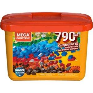 Mega Construx 拼搭积木热卖,性价比高
