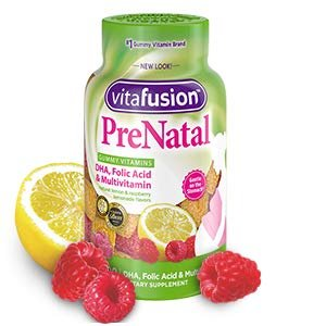 Amazon.com: Vitafusion Prenatal Gummy Vitamins, 90 Count (Packaging May Vary): Health & Personal Care