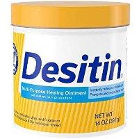 Desitin 万用儿童成人护肤膏 尿布疹、皮肤干燥、割伤等均可用