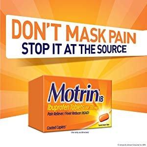 Amazon.com: Motrin IB, Ibuprofen, Aches and Pain Relief, 225 Count: Health & Personal Care