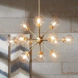 Langley Street Benites 12-Light Sputnik Chandelier & Reviews | Wayfair