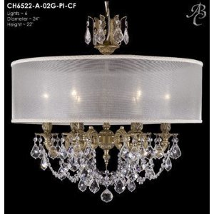 ABC Lighting Llydia 8-Light Chandelier | Wayfair