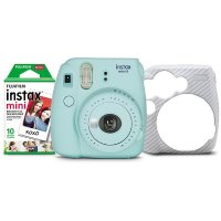 Fujifilm Instax Mini 9 + 10张相纸 + 保护壳