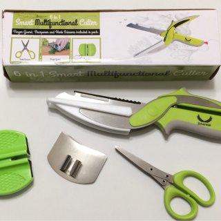 家庭主妇好帮手,Ethernial六合一多用厨房剪刀✂️