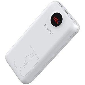 ROMOSS 30000mAh 18W USB-C 大容量移动电源