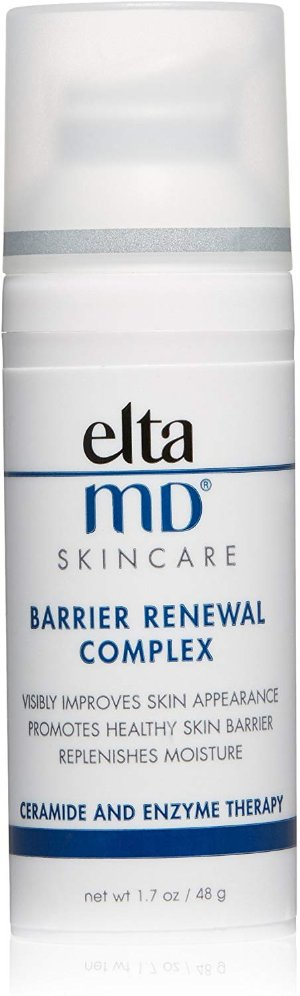 Amazon.com: EltaMD Barrier Renewal Complex Facial Moisturizer with Ceramides and Enzymes, Dermatologist-Recommended, 1.7 oz: Luxury Beauty