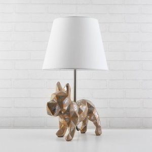 Better Homes & Gardens Figural Animal Distressed Dog Table Lamp