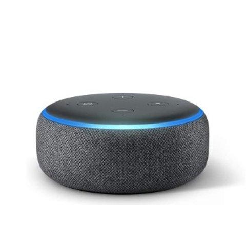 Amazon Echo Dot 3 智能音箱, 内置智能助手Alexa