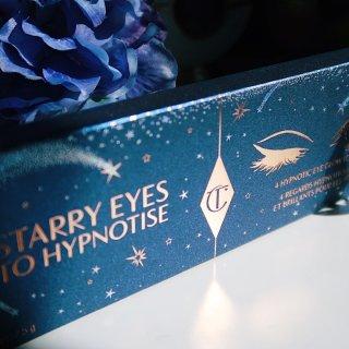 这个冬日你不可缺了它!Charlotte Tilbury 2019圣诞眼影盘