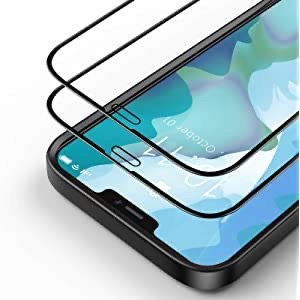 $3Bewahly Screen Protector Compatible with iPhone 12 Pro Max